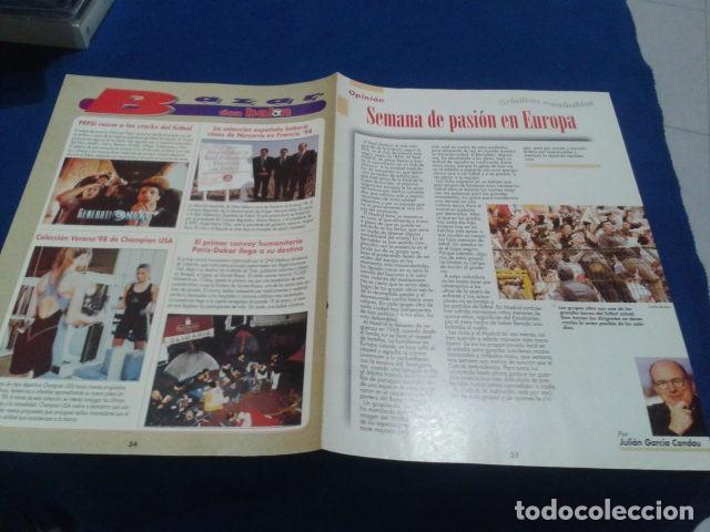 Coleccionismo deportivo: POSTER VIERI ATLETICO DE MADRID DON BALON - Foto 2 - 109034895