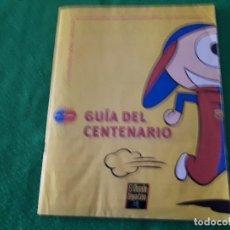 Coleccionismo deportivo: GUIA DEL CENTENARIO DEL BARÇA – 1899 1999 – MUNDO DEPORTIVO. Lote 109103511