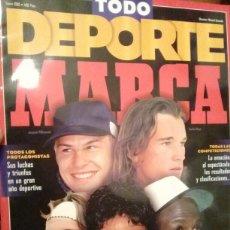 Coleccionismo deportivo: REVISTA TODO DEPORTE MARCA 97 - 98 ANUARIO. Lote 111628631