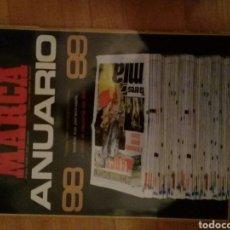 Coleccionismo deportivo - Marca Anuario 98 - 99 - 111628856