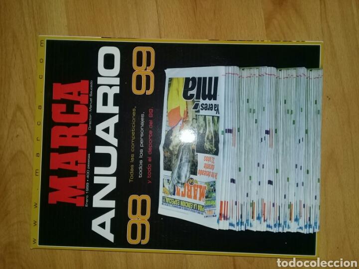 Coleccionismo deportivo: Marca Anuario 98 - 99 - Foto 2 - 111628856