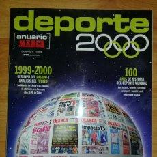 Coleccionismo deportivo: DEPORTE MARCA 2000 (100 AÑOS DE HISTORIA DEL DEPORTE MUNDIAL). Lote 111630008