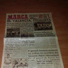 Coleccionismo deportivo: DIARIO MARCA. SUPLEMENTO Nº488. 20-JUNIO-1944. EL VALENCIA, FINALISTA.. Lote 111927271