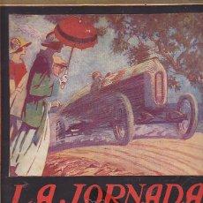 Collectionnisme sportif: REVISTA LA JORNADA DEPORTIVA Nº EXTRAORDINARIO TROFEO ARMANGE I Y II. Lote 112238663