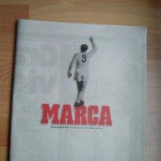 Coleccionismo deportivo: DIIARIO MARCA 8 JULIO 2014-FALLECIMIENTO ALFREDO DI STÉFANO-HOMENAJE-REAL MADRID. Lote 112326071