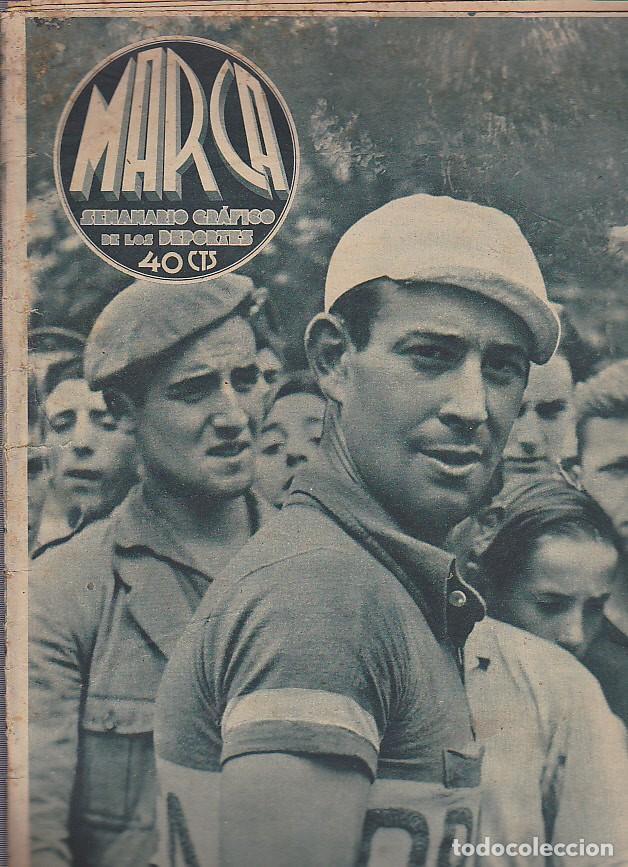SEMANARIO GRAFICO MARCA Nº 28 (Coleccionismo Deportivo - Revistas y Periódicos - Marca)
