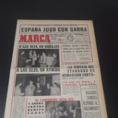 Coleccionismo deportivo: MARCA. 21/11/1969. PELÉ. GOL 1000.. Lote 112497220