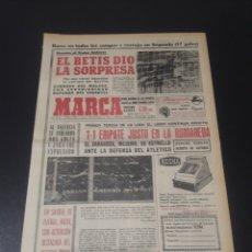 MARCA. 27/11/1967. RESUMEN JORNADA LIGA N° 10.