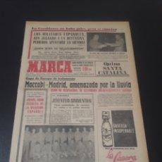 Coleccionismo deportivo: MARCA. 22/02/1968. COPA EUROPA BALONCESTO.. Lote 112855936