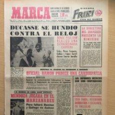 Marca.12/5/1967. Vuelta ciclista.