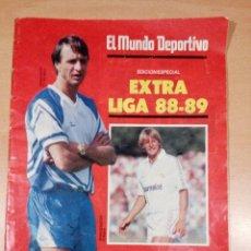extra liga 88 89 - incluye poster barcelona