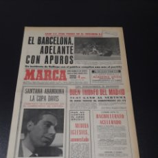 Coleccionismo deportivo: MARCA. 24/09/1970. BARCELONA,3 - KATOWICE,2. COPA FERIAS.. Lote 113210670