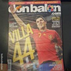 Coleccionismo deportivo: DON BALON Nº 1825 POSTER DOMINGUEZ + MARCELO BRASIL NUEVA . Lote 113214531
