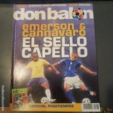 Coleccionismo deportivo: DON BALON Nº 1606 POSTER POULSEN SEVILLA FC NUEVA . Lote 113214679