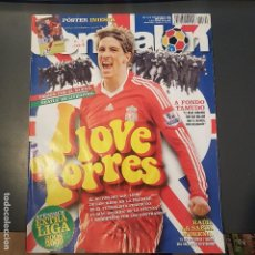 Coleccionismo deportivo: DON BALON Nº 1722 TORRES POSTER ANDRES INIESTA FC BARCELONA NUEVA . Lote 113214831