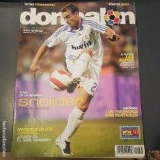 Coleccionismo deportivo: DON BALON Nº 1665 SNEIJDER POSTER KEITA SEVILLA FC NUEVA . Lote 113214899