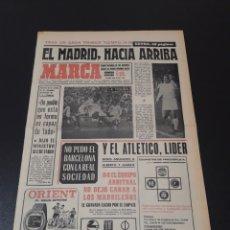 Coleccionismo deportivo: MARCA.LUNES. 30/11/1970. RESUMEN JORNADA DE LIGA N° 11.. Lote 113245578