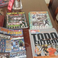 Coleccionismo deportivo: TODOFUTBOL DON BALON - LOTE DEL 2000 AL 2004-- RESUMENES. Lote 113247475