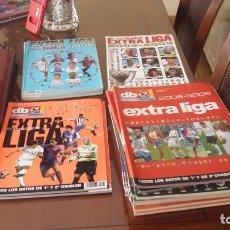 Coleccionismo deportivo: DON BALON - EXTRAS LIGAS RESUMENES 2001- 2005. Lote 113247991