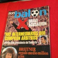 Coleccionismo deportivo: DON BALÓN 18. Lote 113383074
