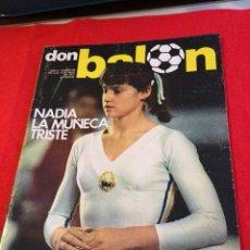 Coleccionismo deportivo: DON BALÓN 83. Lote 113383483