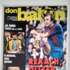 Coleccionismo deportivo: DON BALÓN MISTER COPA. Lote 113454519