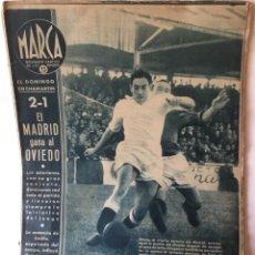 Coleccionismo deportivo: MARCA , SEMANARIO GRÁFICO, 24 NOVIEMBRE AÑO 1942, 24 PÁGINAS. Lote 113482267