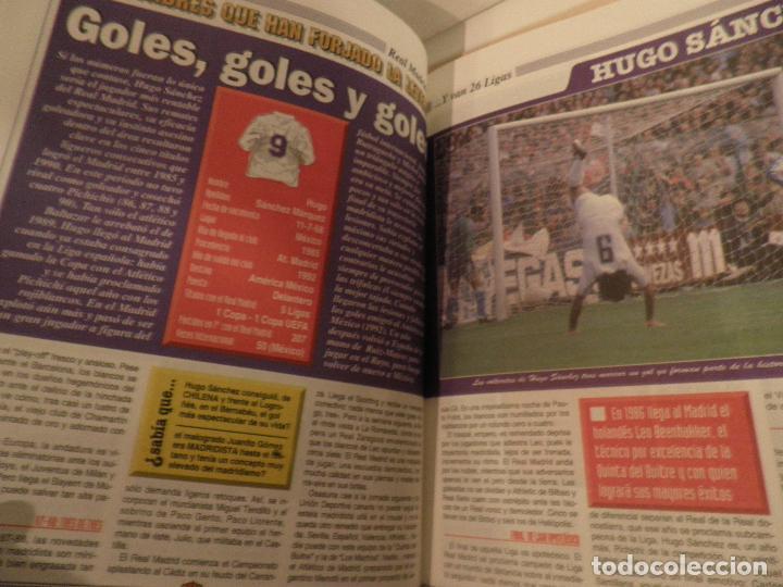 Coleccionismo deportivo: MARCA REAL MADRID EL FÚTBOL VUELVE A VESTIR DE BLANCO COMPLETA 7 NÚMEROS. 1995. - Foto 7 - 114128915