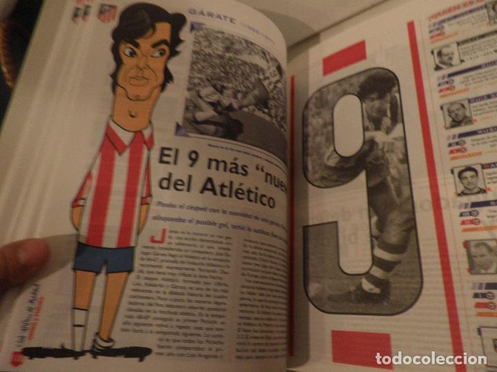 Coleccionismo deportivo: ATLÉTICO DE MADRID GENIO Y FIGURA, UN GRANDE EN LA HISTORIA. MARCA 1995. ENCUADERNADO - Foto 7 - 114129195
