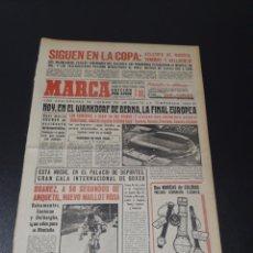Coleccionismo deportivo: MARCA. 31/05/1961. HOY FINAL COPA EUROPA. JORNADA DE COPA.. Lote 114310499