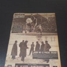 Coleccionismo deportivo: VIDA DEPORTIVA. N° 545. 27/02/1956. RESUMEN JORNADA LIGA N° 22.. Lote 114512076