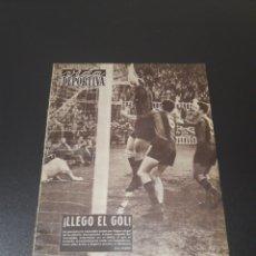 Coleccionismo deportivo: VIDA DEPORTIVA. N° 550. RESUMEN JORNADA LIGA 27.. Lote 114515924