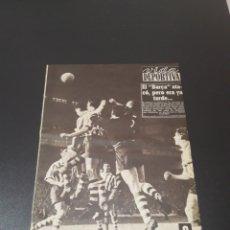 Coleccionismo deportivo: VIDA DEPORTIVA. N° 551. RESUMEN JORNADA LIGA N° 28.. Lote 114516208