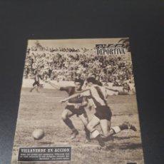 Coleccionismo deportivo: VIDA DEPORTIVA. N° 555. RESUMEN JORNADA DE COPA.. Lote 114533552