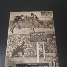 Coleccionismo deportivo: VIDA DEPORTIVA. N° 557. 21/05/1956. JORNADA DE COPA.. Lote 114533823