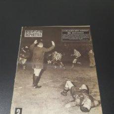 Coleccionismo deportivo: VIDA DEPORTIVA. N° 562. 25/06/1956. FINAL COPA. BILBAO,2 - ATLÉTICO,1.. Lote 114534730