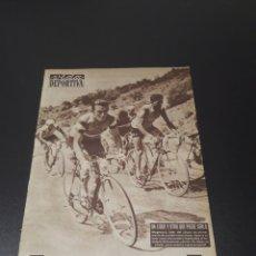 Coleccionismo deportivo: VIDA DEPORTIVA. N° 566. 23/07/1956. R.MADRID CAMPEON PEQUEÑA COPA DEL MUNDO.. Lote 114536342
