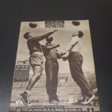 Coleccionismo deportivo: VIDA DEPORTIVA. N° 570. 20/08/1956. PRETEMPORADA.. Lote 114537251