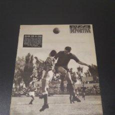Coleccionismo deportivo: VIDA DEPORTIVA. N° 571. BARCELONA,5 - RACING PARIS,2.. Lote 114537450
