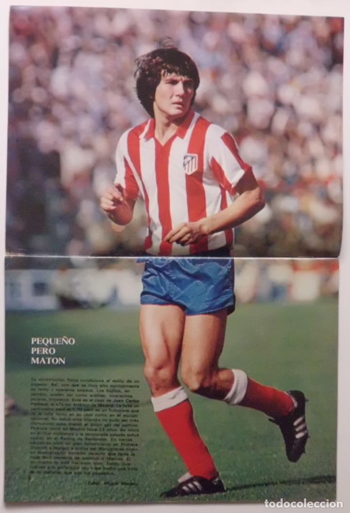 Coleccionismo deportivo: REVISTA DON BALON Nº 371 DEL 17 AL 23 NOVIEMBRE DE 1982 PAGINA CENTRAL CROMOS DEL F.C.BARCELONA - Foto 4 - 114597419