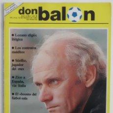 Coleccionismo deportivo: REVISTA DON BALON Nº 387 DEL 8 AL 14 DE MARZO DE 1983 PAGINA CENTRAL PLANTILLA SALAMANCA. Lote 114598755