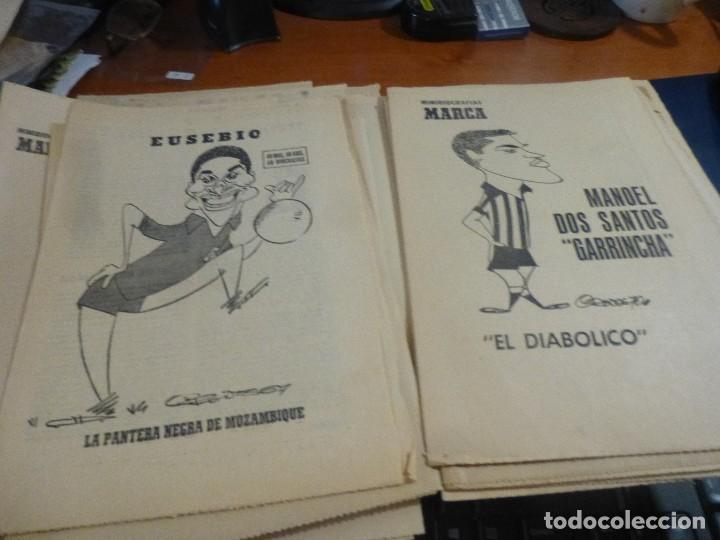 Coleccionismo deportivo: 25 biografias de jugadores extranjeros del coleccionable 40 dias, 40 ases, 40 biografias - Foto 3 - 114687535