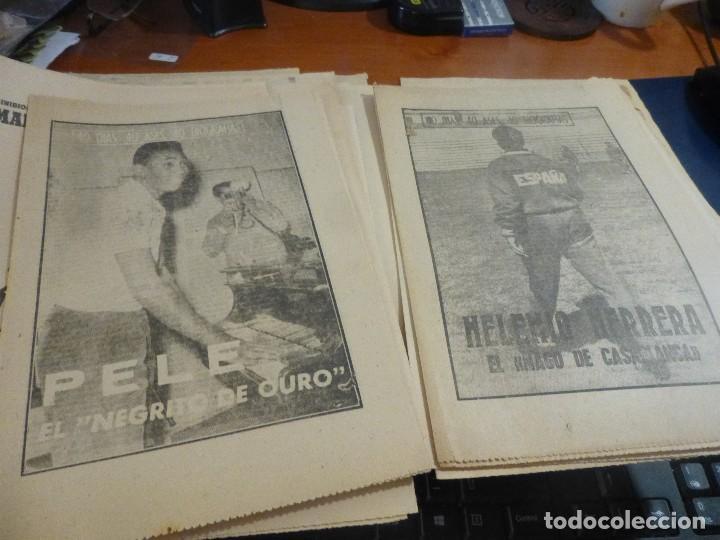 Coleccionismo deportivo: 25 biografias de jugadores extranjeros del coleccionable 40 dias, 40 ases, 40 biografias - Foto 4 - 114687535
