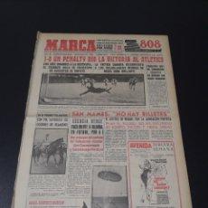Coleccionismo deportivo: MARCA. 8/10/1961. ATLÉTICO,1 - TENERIFE,0.. Lote 114790458