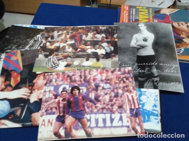 Coleccionismo deportivo: ALBUM MUNDO DEPORTIVO EL SIGLO DEL BARCA 100 AÑOS DE IMAGENES LOS CROMOS SIN PEGAR VER FOTOS - Foto 5 - 115199099