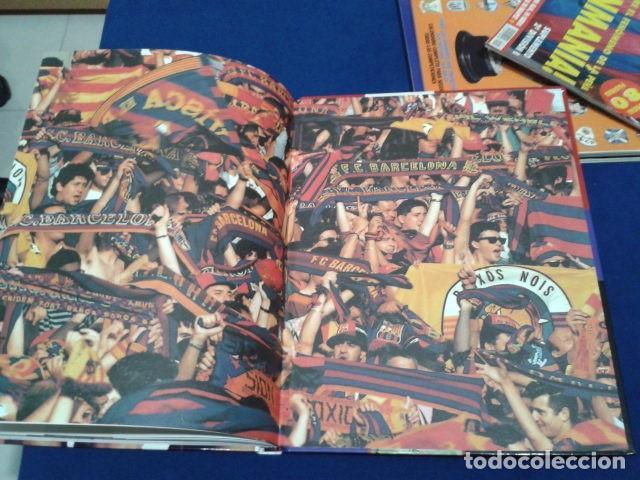 Coleccionismo deportivo: ALBUM MUNDO DEPORTIVO EL SIGLO DEL BARCA 100 AÑOS DE IMAGENES LOS CROMOS SIN PEGAR VER FOTOS - Foto 26 - 115199099