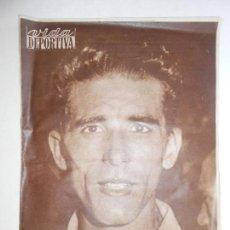 Coleccionismo deportivo: CICLISMO - VIDA DEPORTIVA DEL 20/7/1959 - BAHAMONTES TRIUNFADOR DEL TOUR - 16 PÁGINAS - VER FOTOS . Lote 115267403