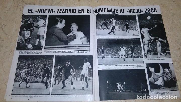 Coleccionismo deportivo: Revista as color n° 172. Año 1974. El adiós de zoco . no tiene póster. - Foto 3 - 115371243