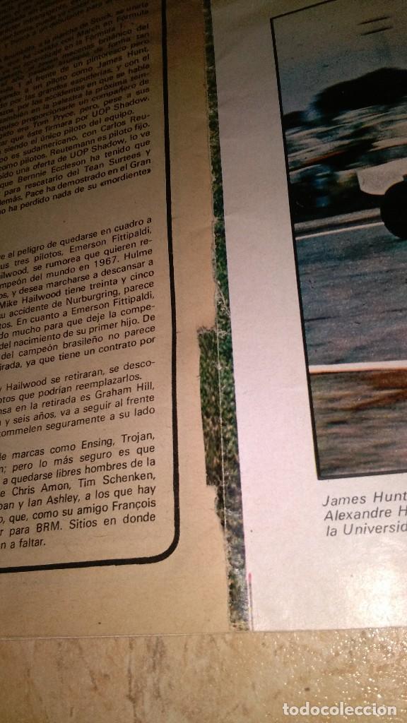 Coleccionismo deportivo: Revista as color n° 172. Año 1974. El adiós de zoco . no tiene póster. - Foto 5 - 115371243