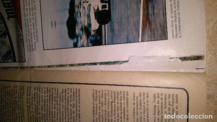 Coleccionismo deportivo: Revista as color n° 172. Año 1974. El adiós de zoco . no tiene póster. - Foto 6 - 115371243